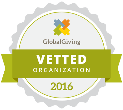GlobalGiving vetted Organization 2016